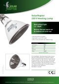 SolarStinger SunStrip - ECONLUX - Page 3