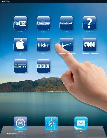iPad Design - Nexus Publishing
