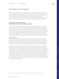 Geschäft und Strategie 73 - Geschäftsbericht 2011 - Beiersdorf