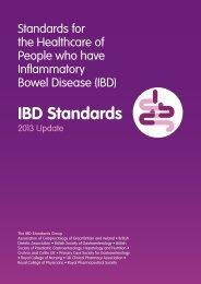 IBDstandards