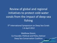 English - The Deep Sea Conservation Coalition