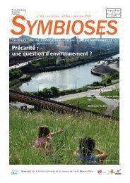 Précarité : une question d'environnement - Symbioses