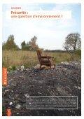 Précarité : une question d'environnement - Symbioses - Page 6