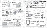 Pom-Pom Pets 5+ - Faber-Castell