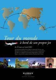Tour du monde - ES Voyages et Vacances SA
