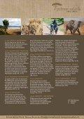 Safari spécial - ES Voyages et Vacances SA - Page 2