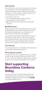 brochure - Boundless Canberra - Page 3