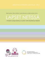 Lapset netissä -kirjan (PDF) - Mediakasvatus.fi