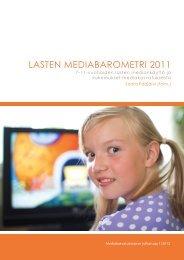 LASTEN MEDIABAROMETRI 2011 - Mediakasvatus.fi