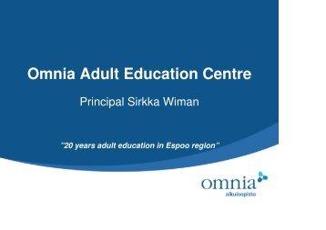 Omnia Finland