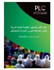 curriculum vitae form - اتحاد الإمارات لكرة القدم