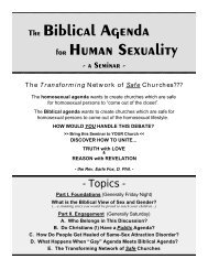 Seminar Flyer (Generic 8.5 x 11) - The Road to Emmaus