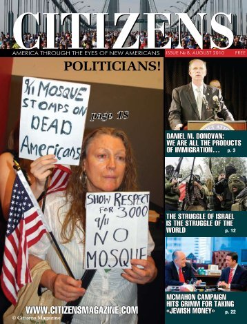 POLITICIANS! - support citizens magazine