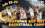 "Nothing But Net ""Girls"" Basketball Camp - Stockton College"