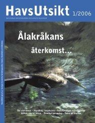 HavsUtsikt nr 1,2006 - Havet.nu