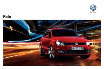 Polo Information - South Yarra Volkswagen