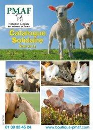 Catalogue Solidaire - Boutique Solidaire
