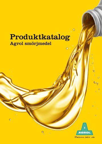 Produktkatalog - Agrol