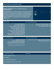 Grad- IDHK - UBC School of Kinesiology