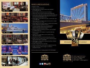 View 24 Karat Brochure - Golden Nugget