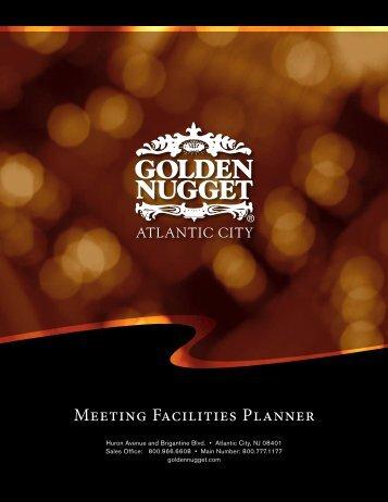 Meeting Facilities Planner - Golden Nugget