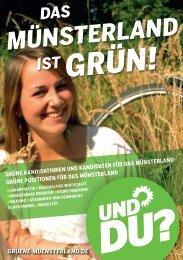 münsterland - Maria Klein-Schmeink MdB