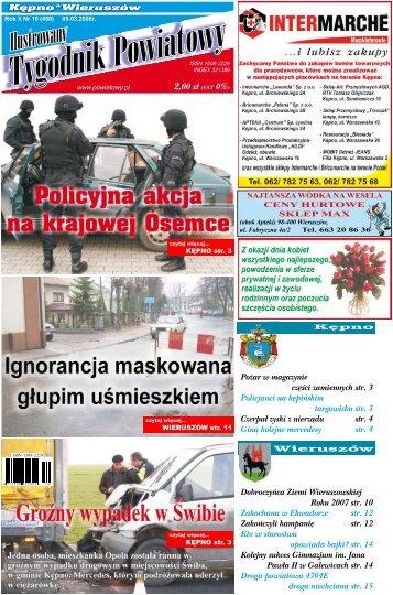 2,00 zł (VAT 0%) Pożar w magazynie części zamiennych str. 3 ...