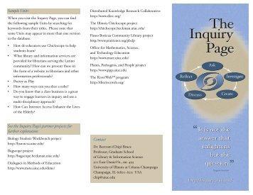 96128x Inquiry bro 7/03 - Community Informatics Initiative (CII)