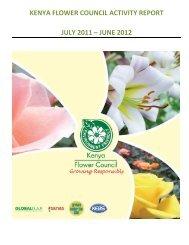 ANNEX 1: KFC LIST OF FARMS AS OF JULY 20, 2012