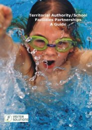 School Partnerships - Sport and Recreation Knowledge Library