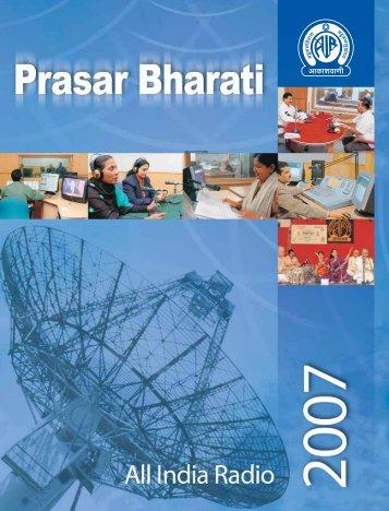Download AIR Compandium 2007 - All India Radio