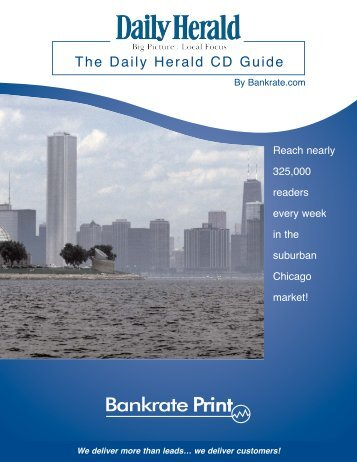 The Daily Herald CD Guide