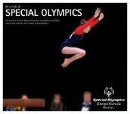 SOEE Partners - Special Olympics