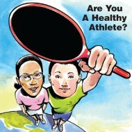Are YOU a Healthy Athlete - Special Olympics