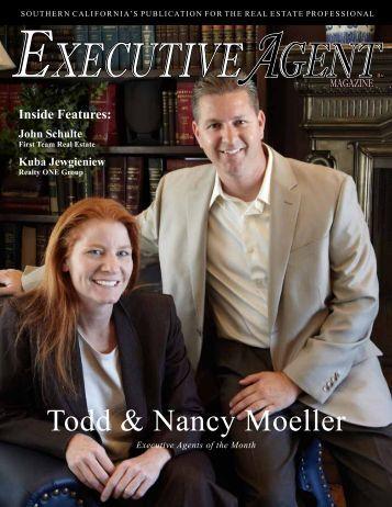 Todd & Nancy Moeller - Executive Agent Magazine