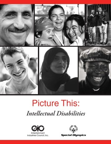 Picture This: Intellectual Disabilities - Special Olympics