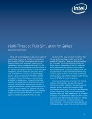 Multi-Threaded Fluid Simulation