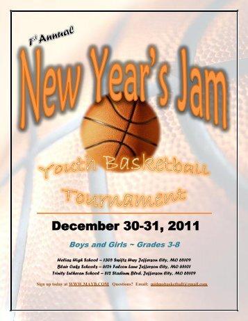 December 30-31, 2011 - MAYB
