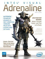 Intel Visual Adrenaline Magazine, Issue 3, 2009