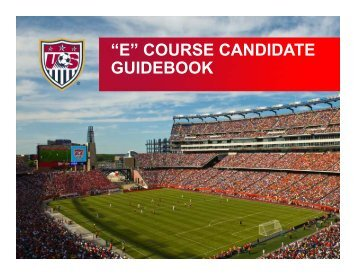Candidate Guidebook v.2 - Virginia Youth Soccer Association