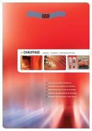 Catalogue Chauffage - Geb