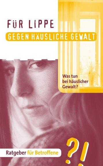 gegen häusliche Gewalt - Alraune Frauenberatungsstelle e.V.