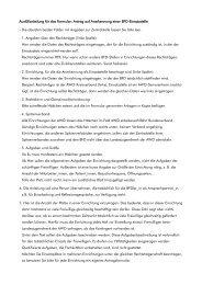 Anleitung zum Ausfüllen des Antrags auf Anerkennung als ...