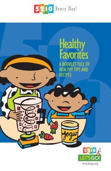 Healthy Favorites - Let's Go!