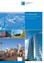 Der MedienHafen - HGMB Architekten