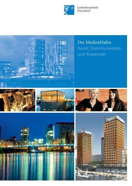 Der Medienhafen - Stadt Düsseldorf