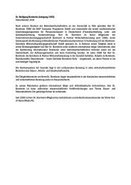 Dr. Wolfgang Bornheim (Jahrgang 1955) Steuerberater, Köln  Nach ...