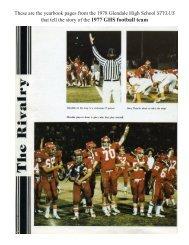 1977 team - Glendale High School