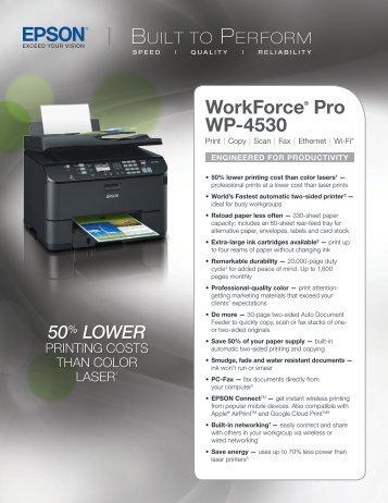 Workforce® Pro WP-4530