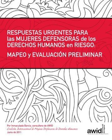 Mapeo de Respuestas Urgentes - Critical Information Collective